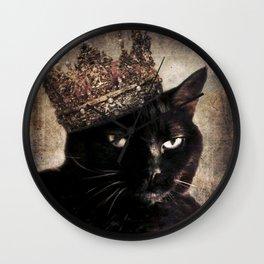 Queen Cora Wall Clock