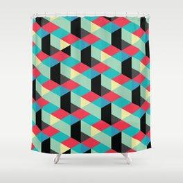 Isometrix 001 Shower Curtain