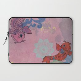Japanese Koi (Collage) Laptop Sleeve