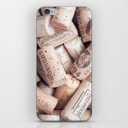 More Corks iPhone Skin