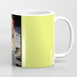 The Man Who Came Back From The Moon Is Not My Husband Coffee Mug