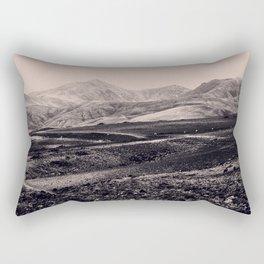 VOLCANIC ROCKS Rectangular Pillow