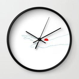 Handscape Wall Clock