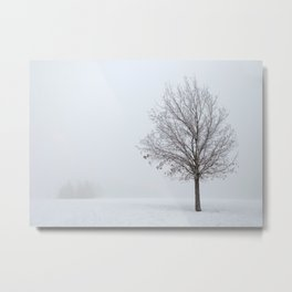 It's OK To Stand Alone Metal Print