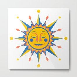 Summer's Joy Metal Print