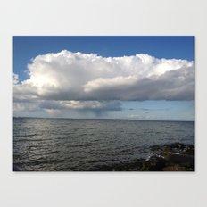Ostsee Liebe Canvas Print