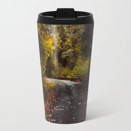 Autumn Road Travel Mug