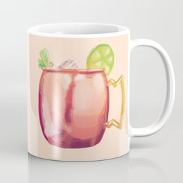Moscow Mule Coffee Mug