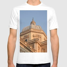 Architecture of Rome   Europe Travel Photography T-shirt