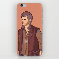 goth iPhone & iPod Skins featuring Goth Cas by rdjpwns