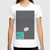 sewing T-shirts featuring sewing yo. by Go To Design