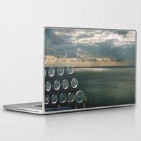 typo Laptop & iPad Skins featuring typo by Richard PJ Lambert