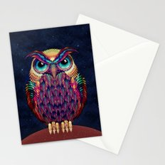OWL 2 Stationery Cards