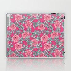 Roses Pink Laptop & iPad Skin