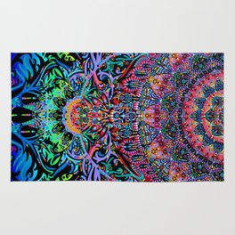 Mandala Energy Rug