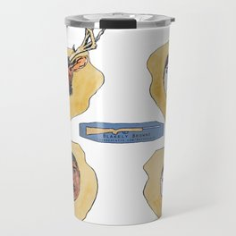 Firing Line by Blakely Browne Travel Mug