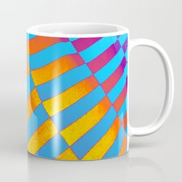 Flag Circus. Fashion Textures Coffee Mug
