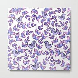 pattern 53 Metal Print