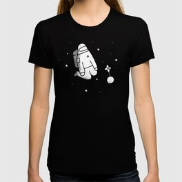 The Lonely Spaceman T-shirt