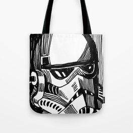 Stormtrooper Tote Bag