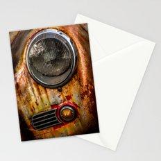 Rusty old Porsche Stationery Cards