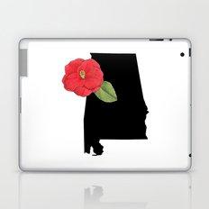 Alabama Silhouette Laptop & iPad Skin