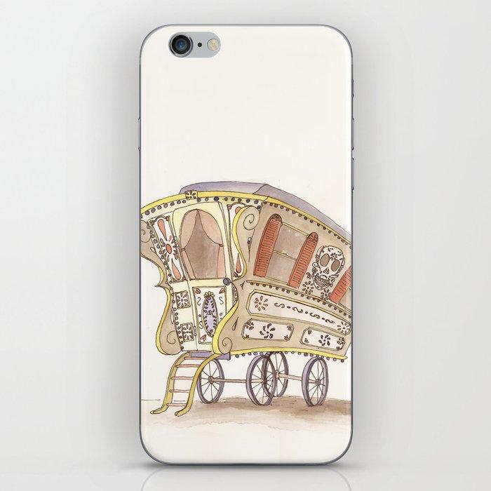 Caravans iPhone Skin
