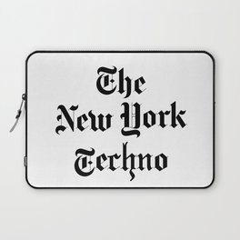 The New York Techno Laptop Sleeve
