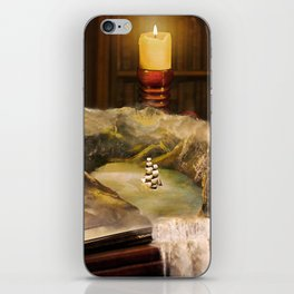 The Long Journey iPhone Skin