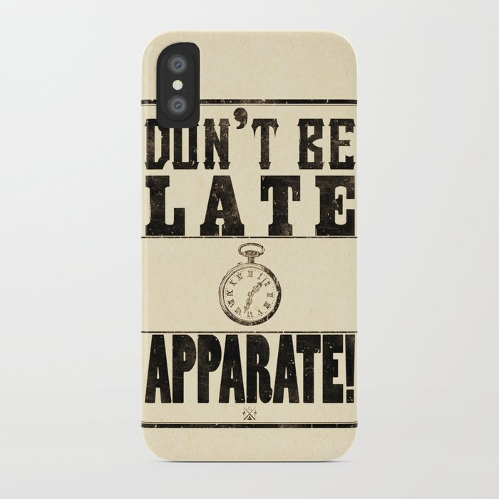 Apparate! iPhone Case