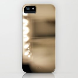 Before the Blackout iPhone Case