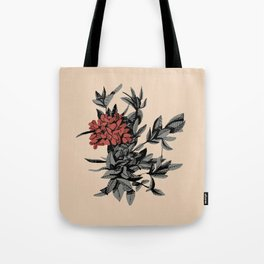 Floral Thyme Tote Bag