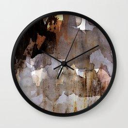 o r g a n i c Wall Clock