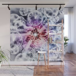 Quantum Reality - Multiple Universes - Relativity Theory Wall Mural