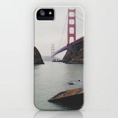 Golden Gate Bridge iPhone (5, 5s) Slim Case