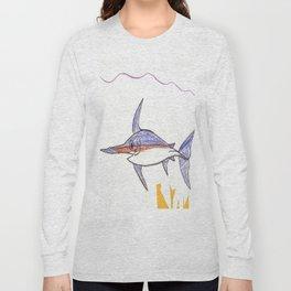 Swordfish Long Sleeve T-shirt