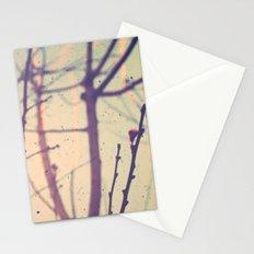 spring bud Stationery Cards