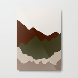 Abstract Landscape #7 Metal Print