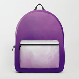 Ultraviolet Splash Backpack