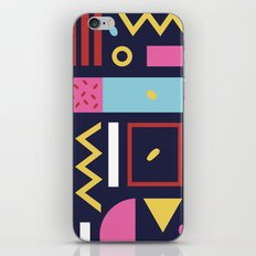 Composition three iPhone & iPod Skin