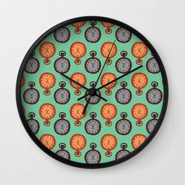 Elevenses Wall Clock