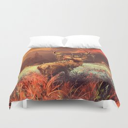 Breath of the wild Duvet Cover