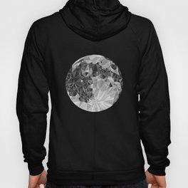 Abstract Full Moon Hoody
