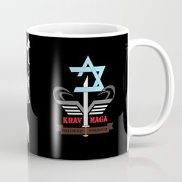 Newage Krav Maga Logo Coffee Mug