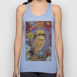 Frida Kahlo IX Unisex Tank Top