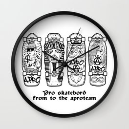 APRO-board2 Wall Clock