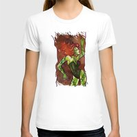 poison ivy T-shirts featuring Poison Ivy  by Sako Tumi
