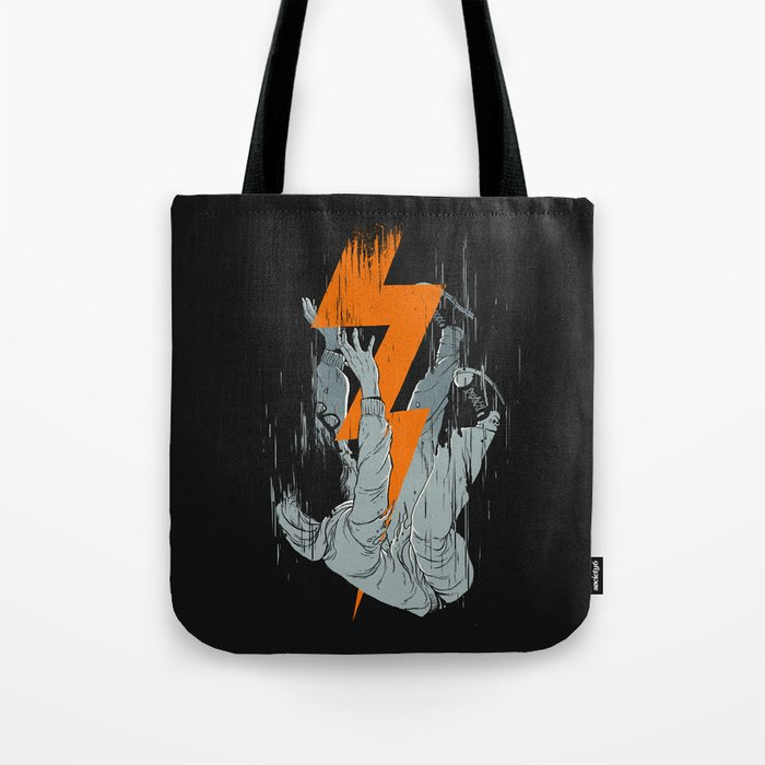 Fall Effect Tote Bag