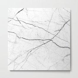 Mable Texture Metal Print
