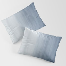 Ocean Watercolor Painting No.2 Pillow Sham